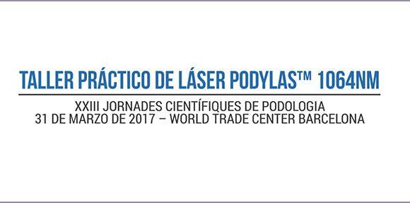 Técnicas de tratamiento de verrugas plantares con láser Podylas™